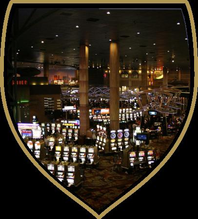 Casino-Schutz