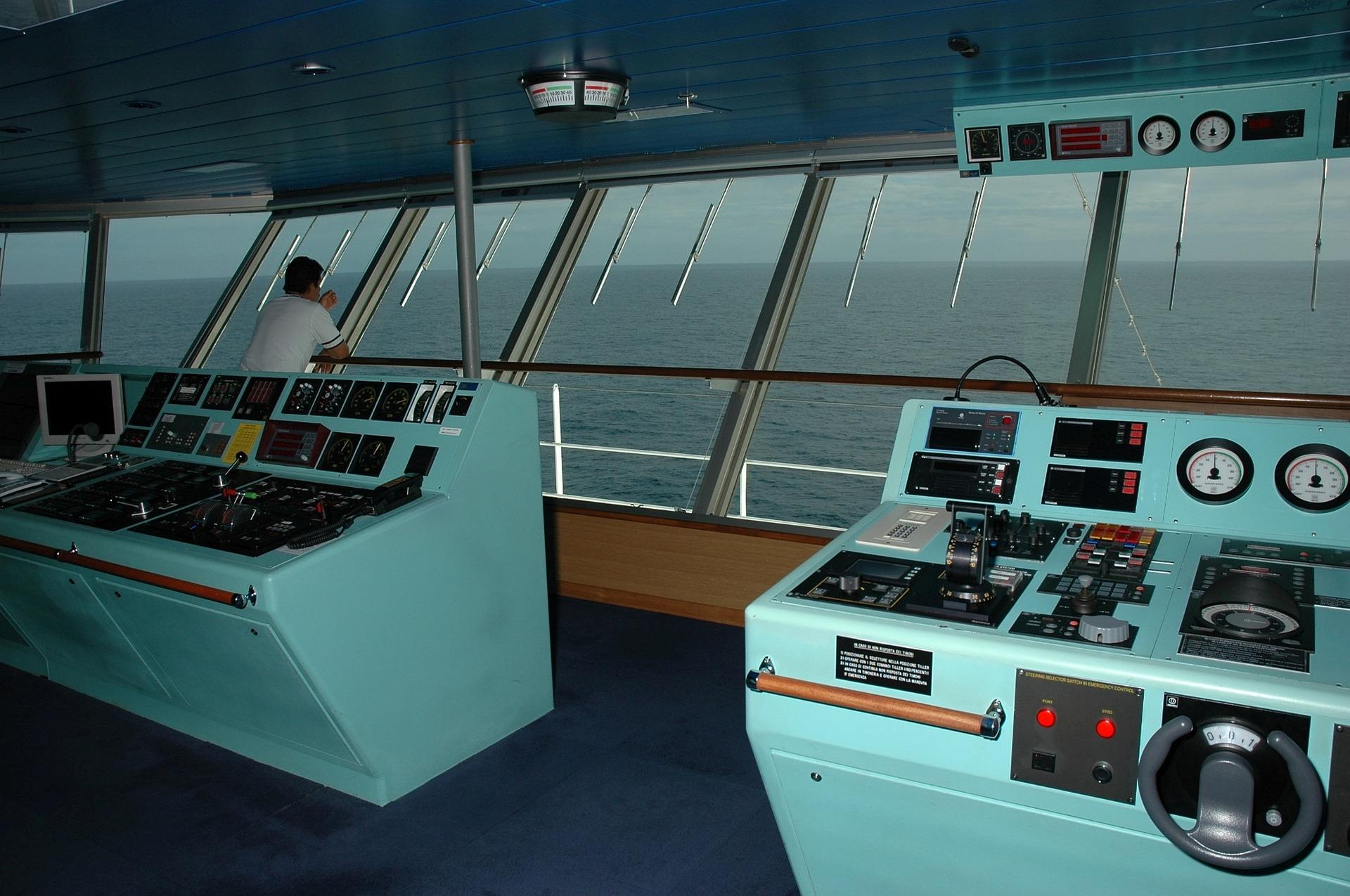 Schiff Sicherheit
